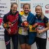 Povedené AMS 2016 - Denisa Kosová bronzová na middlu.