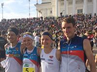 SP FINSKO - z lesa 2x TOP10, ze sprintovek bronz!